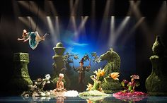 Alice – Through the Looking-Glass in Moscow Theater