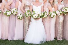 You'll Want to Steal This Bride and Groom's Sweet Design Ideas