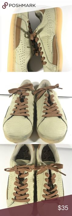 check out 41e52 8fa78 Puma Match Shoes Light Brown Khaki, Size 4.5 in Kids or a 6.5 in