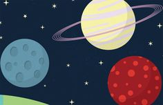 In today's Adobe Illustrator tutorial we're going to create a cute cartoon style space scene illustration using simplified vector shapes and solid bold colours. We'll be using a variety of tools and techniques which makes this a great tutorial for Illustrator newcomers. See how complete illustrations are built by combining lots of individually drawn elements. …