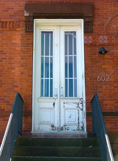 Brooklyn Door Http://purpledoorblog.tumblr.com/