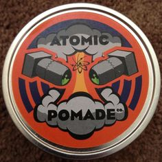 High shine deluxe hair pomade by AtomicPomadeCo on Etsy, $10.00