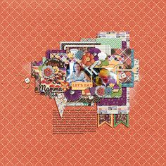 """Created using Two Tiny Turtles template, """"Make Your Own Path"""" and Meagan's Creations bundle """"In The Kitchen"""""""