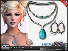 c4d885092974 Second Life Marketplace -   RE   LUX Celeste - Set   FREE GIFT
