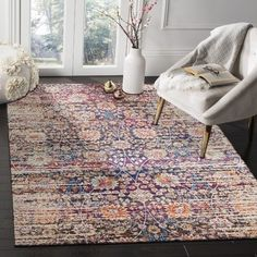 Network Rugs Zaire Colourful Power Loomed Modern Rug