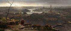 Substrata - The Borderlands by Simon Kopp | Fantasy | 2D | CGSociety