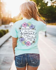 ✿Perhaps this is the MOMENT for which YOU were CREATED.✿ We got SO many requests for a shirt with a bible verse + we listened!! Our NEW shirt features one of our FAVORITE verses...Esther 4:14!  Tag someone that would LOVE this shirt! Pre-Order ⇢ www.AshtonBrye.com