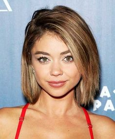 Sarah Hyland Short Hair for Women