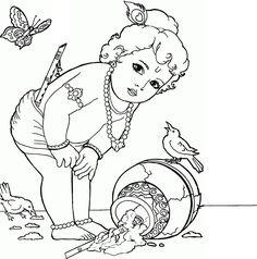 Radha Krishna Line Drawing Drawings Of Radha Krishna Pencil Drawing Pictures Of . Pencil Drawing Pictures, Pencil Sketches Easy, Pencil Art Drawings, Art Drawings Sketches, Pencil Sketching, Krishna Drawing, Krishna Painting, Krishna Art, Lord Krishna