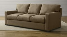 Axis II 3-Seat Queen Sleeper Sofa but in a lighter color
