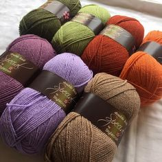 More Autumn colour. All Stylecraft Special Dk colours in stock £1.66 each. UK postage £2.95 per order