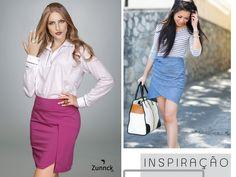 Inspire-se com look Zunnck 2015! :D