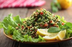 Cucina libanese: il taboulé