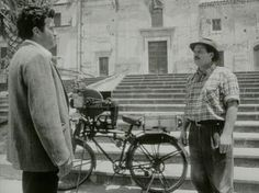 Based on an Elio Vittorini novel, Sicilia! follows a Sicilian, Silvestro, who returns (presumably in the late 1930s) to Sicily after 15 years in the United States. At once a native and a stranger, Silvestro converses with the different people he meets about this homeland that is no longer exactly his home.