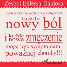 EDS, Ehlers-Danlos Syndrom, Zespół Ehlersa-Danlosa