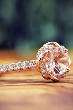24 Insanely Good Colored Engagement Rings ❤ It's time to turn your attention to the world of colored engagement rings.  Sapphires, opal, emeralds and etc - choose the best stone! See more: http://www.weddingforward.com/colored-engagement-rings/ #wedding #colored #engagement #rings