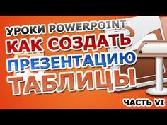 Видео уроки PowerPoint