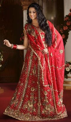 How to Choose the Right Colour for Wedding Lehenga