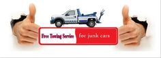 We offer free towing service for your junk vehicle. Call us @ 877-345-3559