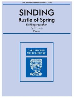 Rustle Of Spring (Solo Part)