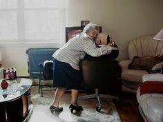 Lauren Fleishman retrata casais que se amam há mais de 50 anos. http://www.laurenfleishman.com/
