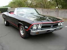 1968 Chevelle SS Convertible