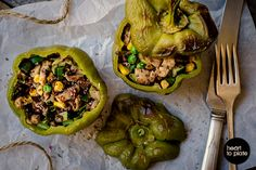 <p>Not only are stuffed veggies delicious but they make any meal feel extra-special. The combinations of what veggies you stuff and what ingredients you stuff in those veggies are endless.</p>