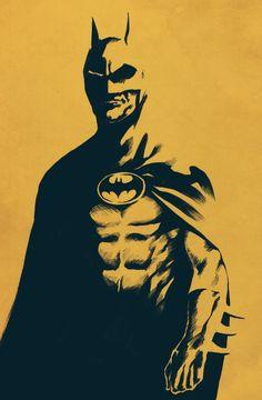 Batman, Turning 25 and Feelin' Fine by AviKishundat.deviantart.com on @deviantART