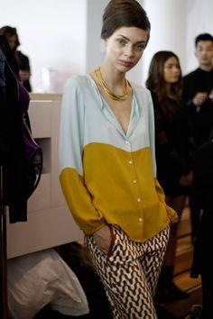 S/S 2012, Lisa Ho