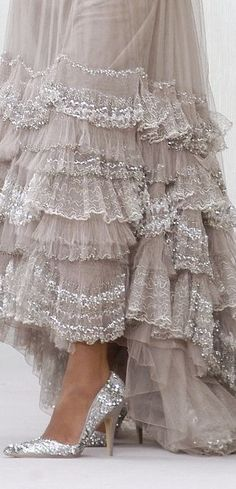 Chanel Couture Spring 2004