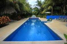 alma del pacifico swimming pool   - Costa Rica