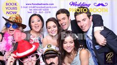 #PhotoBoothRentalVancouver by Paradise Events http://www.paradiseevents.com/photo-booth-rental/ #PhotoBooth #Photobooth #WeddingPhotobooth