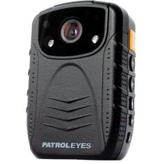 PatrolEyes Mini 1080P Infrared Body Camera Pro Wearable HD POV Guard Security