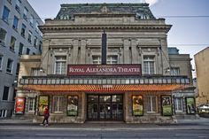 Royal Alexandra Theatre - Royal Alexandra Theatre, Toronto Architecture, Landscape Photos, San Francisco Ferry, Notre Dame, City, Building, Google, Travel