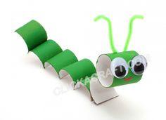 cardboard-caterpillar