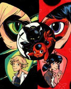 ''Miraculous: Les Aventures de Ladybug et Chat Noir''