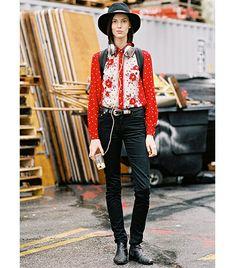 Street Style Vanessa Jackman