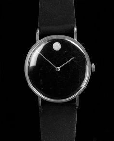 Movado Museum Le Bauhaus Horloger Par Nathan George Horwitt Art Deco Watch Dandy