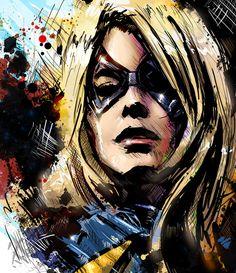 Ms. Marvel by ~VVernacatola
