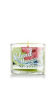 Island Margarita 1.3 oz. Mini Candle - Slatkin & Co. - Bath & Body Works