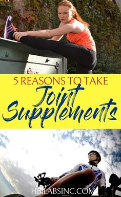 One you know why to take a joint support supplement, you can understand how it improves your health and keeps you as active as you want to be for as long as possible. Health And Fitness Tips, Health Tips, Women's Health, Wellness Tips, Health And Wellness, Muscle Fitness, Men's Fitness, Gain Muscle, Fitness Nutrition