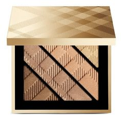 Burberry Eyes Festive 2016 Complete Eye Palette/0.19 Oz ($60) ❤ liked on Polyvore featuring beauty products, makeup, eye makeup, beauty, eyes, gold shimmer, burberry, palette eyeshadow and burberry eyeshadow