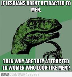Philosoraptor and lesbians
