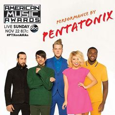 A big @starwars moment is coming at @theamas! You don't want to miss it LIVE 11/22 on ABC Television Network. #PTXonAMAs by ptxofficial