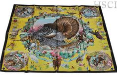 Love these Hermes scarves and the story behind them: http://www.npr.org/2012/10/21/163273742/how-a-texas-postman-became-an-herm-s-designer