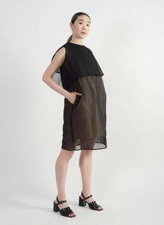 8c17175d48 Adalene Dress - Black - Meg - Made in your neighborhood by women for women  60s