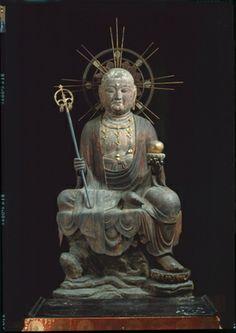 帯解寺 地蔵菩薩