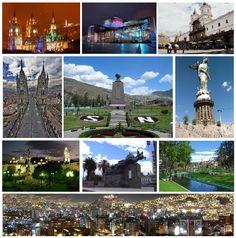 Quito, Ecuador (lindo, lindo, mi pais)