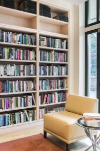 Silicon Valley's Secrets Are Hiding in Marc Andreessen's Library Uber A, Marca Personal, Next At Home, Book Collection, Bookshelves, House, Book Stuff, Identity