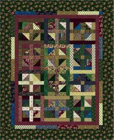 Free Quilt Pattern: Stir It Up